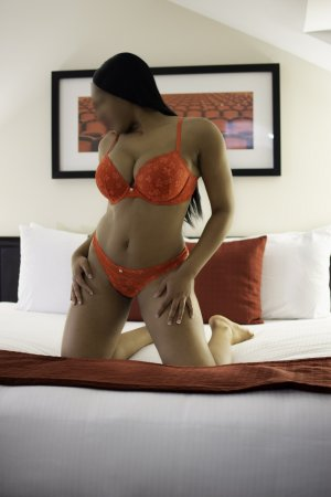 Apollina escort in Hamilton Square and nuru massage